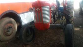 Trator Massey Ferguson 65 X 4x2 ano 66