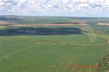 Linda fazenda Area 1812 hectares lavoura com pivos - cristalina goias