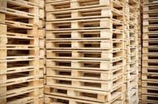 Pallets em madeira