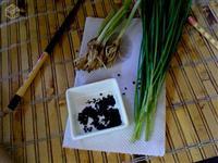 Nirá - cebolinha japonesa