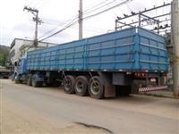 Caminhão  Scania 142  ano 86