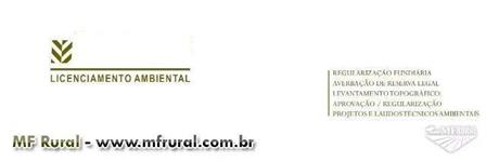 Licenciamento Ambiental, Inventário Florestal, CAR