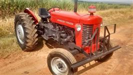 Trator Massey Ferguson Massey Ferguson MF 65X com 4 marchas (raridade) 4x2 ano 75