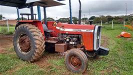 Trator Massey Ferguson 290 4x2 ano 92