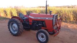Trator Massey Ferguson 235 4x2 ano 0