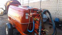 Turbo Atomizador, pulverizador FMC, Super Turbo 2.000 lts, muito conservado.