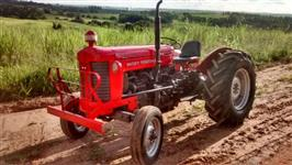 Trator Massey Ferguson 50 X 4x2 ano 0