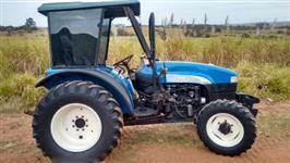 Trator New Holland TT 3880 4x4 ano 11