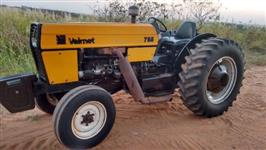 Trator Valtra/Valmet 785 Comp. 4x2 ano 97