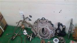 Lote de peças para tratores, motores diesel e maquinas agricolas