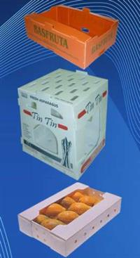 Caixa para Hortifruti personalizada sob encomenda