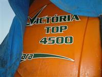 Plantadeira Victória Top 4500 - Stara - 10 Linhas de 50cm. Ano 2012