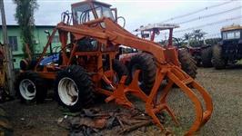 Trator Carregadeiras CARREGADEIRA NW TS90 4x4 ano 04
