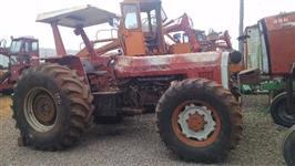 Trator Massey Ferguson 296 4x4 ano 98