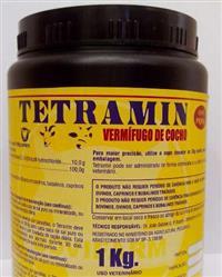 Tetramin Prime (1 kg faz 10 sacas de sal) apenas 100 grama para cada saca de sal