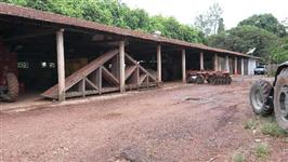Galpão 900 metros construção em Área Rural R$ 3,00 o M²