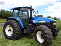 Trator Ford/New Holland TM 165 4x2 ano 04