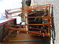 BARRA PARA PULVERIZADOR AGRÍCOLA 14Metros
