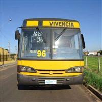 Ônibus Mercedes Bens Urbano ano 1996