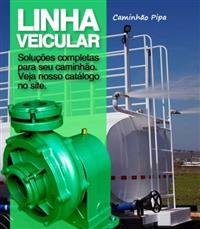 Kit Geartec Lanfredi para Caminhão Pipa