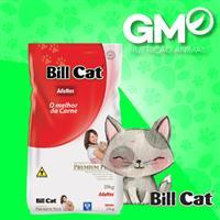 Bill Cat Sabor Carne - 25Kg