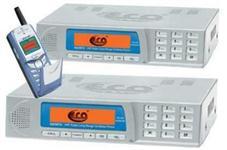 Telefone Eco Mania dupla base EM 568 689 plus. P/ até 120km