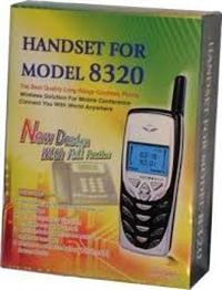 Monofone handset voyager 8310 8320 Eco mania 628 6200 6610