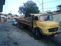 Caminhão  Mercedes Benz (MB) 1513 truk  ano 78