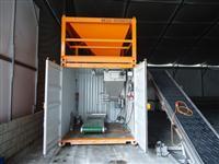 Ensacadeira Automática de Uréia, Fertilizante, Soja, Milho