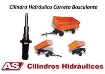 CILINDRO HIDRÁULICO PARA CARRETAS AGRÍCOLAS