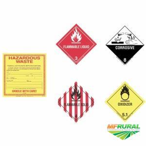 Kit Emergência Proteção Ambiental Container 76 Litros Linha Branca Spilltech Qualidade Superior