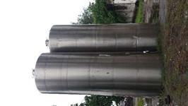 Tanques de aço inox seminovos