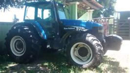 Trator  Ford/New Holland  4x4