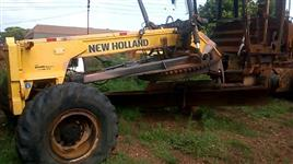 motoniveladora newholland RG170B