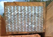 conector anti racha para madeiras em geral