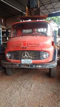 Caminhão  Mercedes Benz (MB) 1313  ano 76