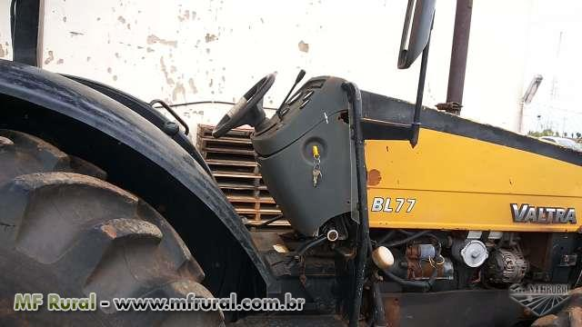 Trator Valtra/Valmet BL 77CV 4x4 ano 06