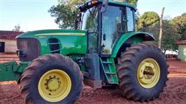 Trator John Deere 6180J 4x4 ano 11