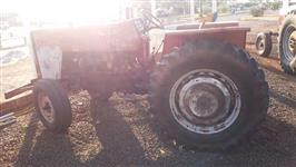 Trator Massey Ferguson 680 Advanced 4x4 ano 06