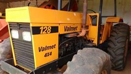 Trator Valtra/Valmet 128 4x4 ano 90