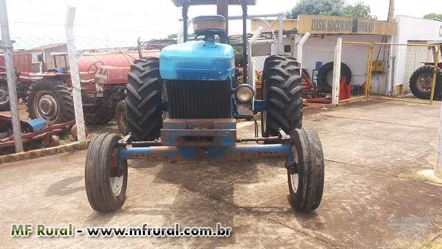 Trator Ford/New Holland 5610 4x2 ano 92