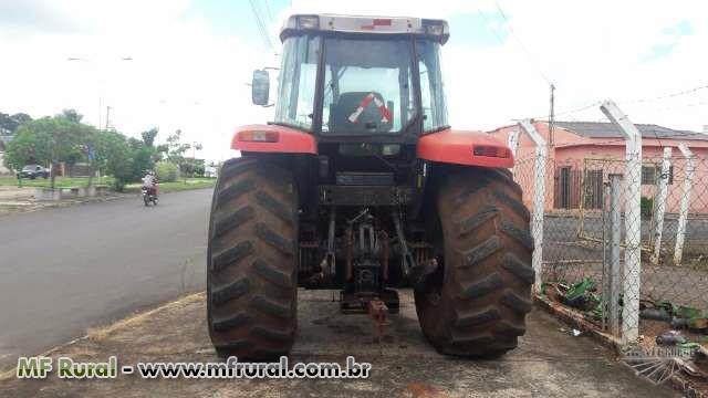 Trator Massey Ferguson 680 4x4 ano 08