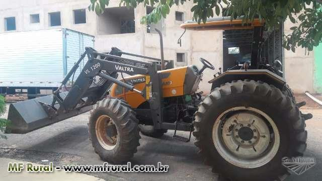Trator Valtra/Valmet A 950 4x4 ano 15