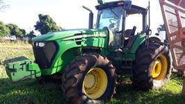 Trator John Deere 7210 4x4 ano 12