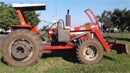 Trator Massey Ferguson 296 4x4 ano 92