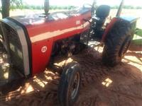 Trator Massey Ferguson 272 4x2 ano 01