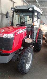 Trator Massey Ferguson 4275 4x4 ano 17