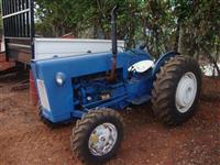 Trator Ford/New Holland Ford Brasileiro 4x2 ano 64