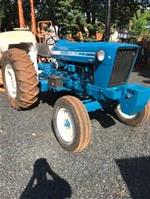 Trator Ford 6600 4x2 ano 90