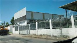 Galpão 320 mts com escritório de 2 andares - Serra E/S entre a CST e a BR 101